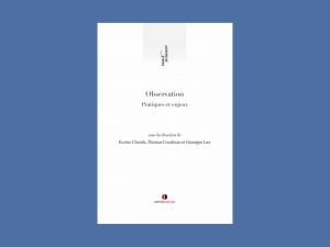 Observation : Pratiques et enjeux (2015)