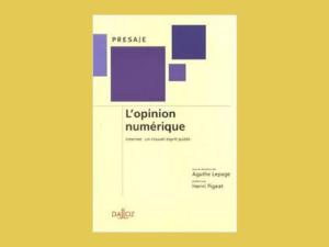 L'opinion numérique </br>(2006)