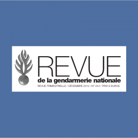 Revue de la Gendarmerie Nationale (12/12)
